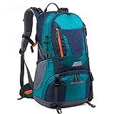 Mochila de senderismo,50L Resistente al Agua Mochila,Portátil Mochila Trekking,Laptop Daypack,Durable Impermeable,para Escalada,Viajes,Actividades al Aire Libre,Multifuncional Backpack Resistente