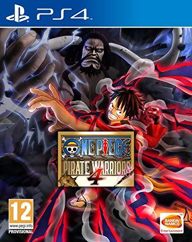 Namco Bandai One Piece Piratenkrieger 4 - PS4,114749