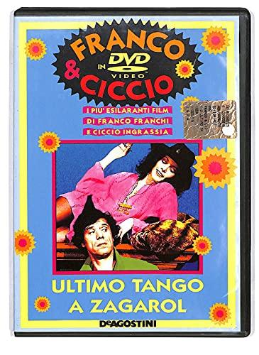 EBOND Franco e Ciccio - Ultimo Tango a Zagarol DVD Editoriale