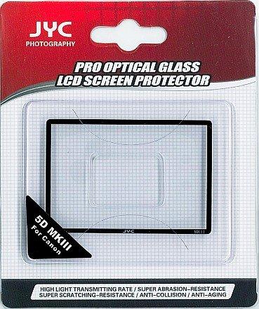 JYC Canon EOS 5D Mark III用 強化ガラス製液晶プロテクター【ネットショップ ロガリズム】C5DIII