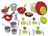 Jouets Ecoiffier – 2621 - Set de cuisine pour enfants 100 % Chef –...