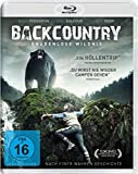 Backcountry - Gnadenlose Wildnis [Blu-ray]