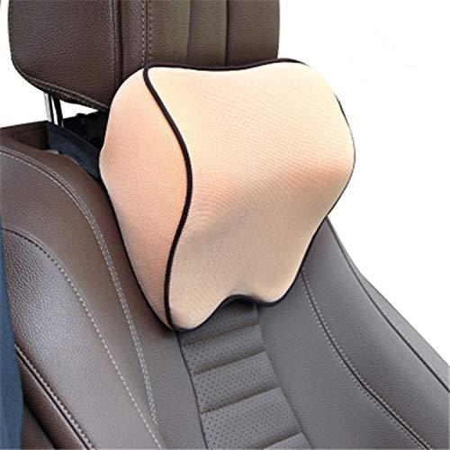 NCUIXZH Auto Hals Kopfstütze Kissen Nackenschutz Sitz Nacken Kissen Memory Foam , für McLaren F1, SLR, MP4-12C, Modelle der Senna-Serie 1992-2021