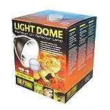 Exoterra Support d'Éclairage Light Dôme pour Reptiles et...