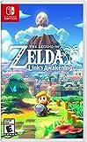 Legend of Zelda Link's Awakening - Nintendo Switch (Video Game)