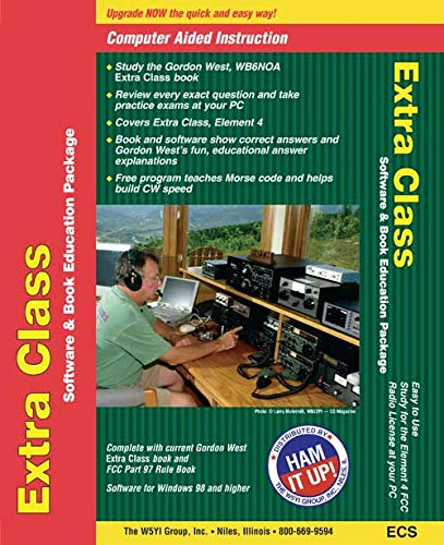2020-2024 Extra Class book + software package