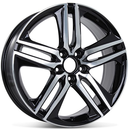 New 19 inch Replacement Alloy Wheels Rims compatible with Honda Accord Sport Style EX LX LX-S V6 ALY64083U45N