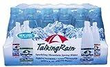NEWパッケージ (Talking Rain) トーキングレイン スパークリング ウォーター 500ml×30本 レモンライム/ベリー/タンジェリン/ナチュラル