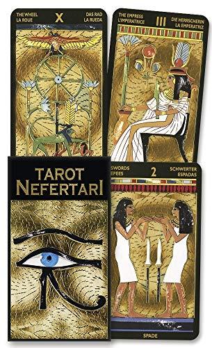 Tarot Nefertari (Multilingual Edition)