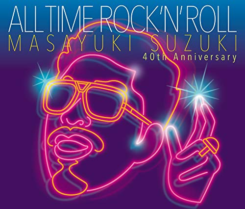 【Amazon.co.jp限定】ALL TIME ROCK 'N' ROLL (初回生産限定盤) (メガジャケ付)