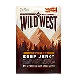 Wild West Honey BBQ Beef Jerky 25g, 12er Pack (12x25g)