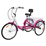 Barbella Adult Tricycle,...