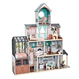 KidKraft Celeste Mansion Dollhouse with EZ Kraft Assembly