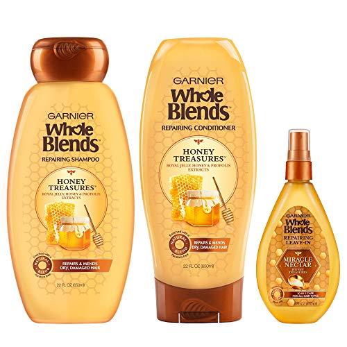 Garnier Hair Care Whole Blends Honey Treasures...