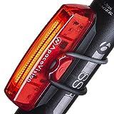 Apace Vision Éclairage Pour Vélo USB Rechargeable - Lampe...