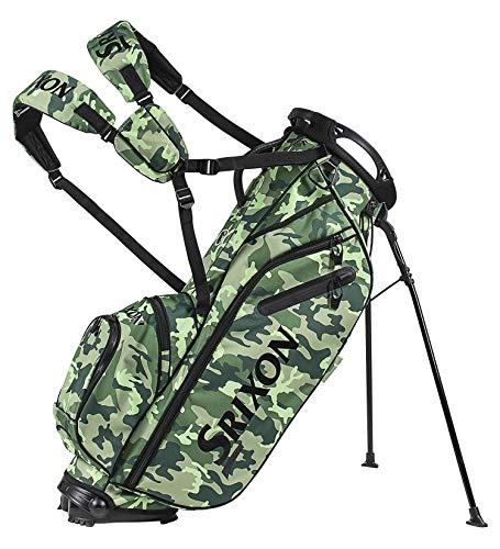 Srixon Z85 Stand Golf Bag, Bright Green Camo