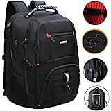 Extra Large Travel Laptop Backpack TSA Durable College School Computer Bookbag