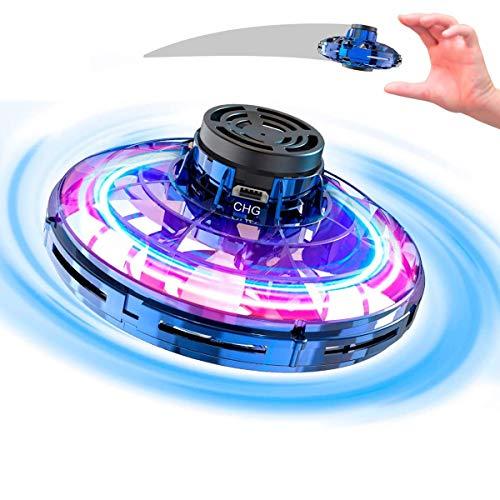 Drone per Bambini, Mini UFO Drone Giocattolo, Quattro Modalit di Gioco di Volo, Luci a LED, Ricarica...