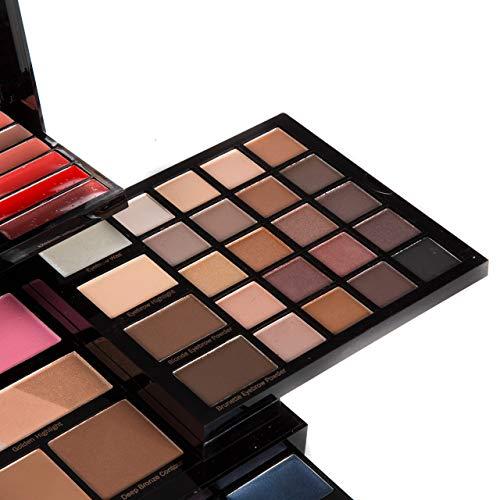 Profusion Cosmetics - Pro Elevation Kit - Starter Makeup Artist Kit Eyeshadows Lip Shades Gel Eyeliners Highlighters… 3