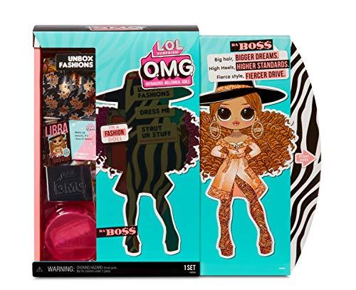 Image 2 - LOL Surprise Poupées mannequins collectionnables pour filles – Avec 20 surprises et accessoires - Da Boss - OMG Series 3