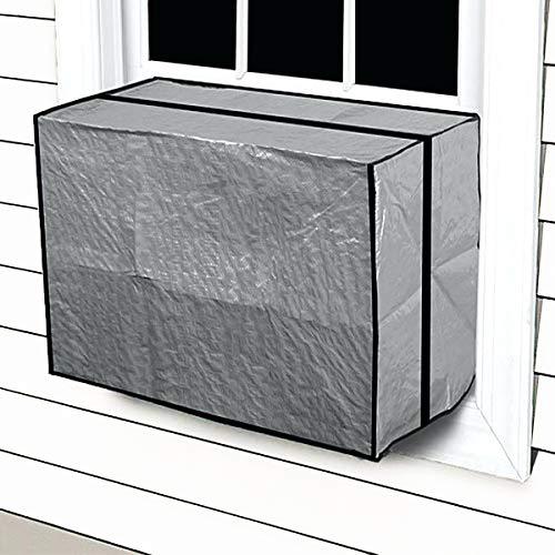 BNYD Air Conditioner Heavy Duty AC Outdoor Window Unit Cover Small 27' x 18' x 16' (Medium)