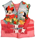 Exxel Outdoors Child Life Vest Minnie Mouse PFD US Coast Guard Approved 30-50 pounds Life Jacket