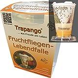 Fruchtfliegen-Lebendfalle Trapango®