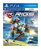 RIGS Mechanized Combat League - PlayStation VR (Video Game)