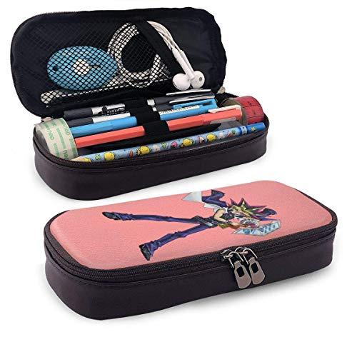 Astuccio personalizzato per penna a matita Yami Yugi Duel Monsters per ragazze Ragazzi Adulti