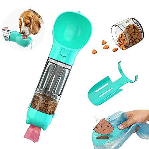 Hanjoce Dog&Cat Water Bottle,300ML Portable Pet Water...