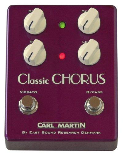 Carl Martin Classic Chorus Effects Pedal