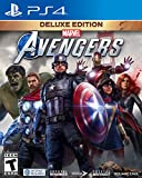 Marvel's Avengers: Deluxe Edition - PlayStation 4 (Video Game)