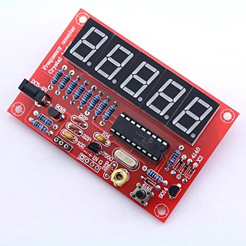 HUABAN Crystal Oscillator Tester 1Hz-50MHz Frequency Counter