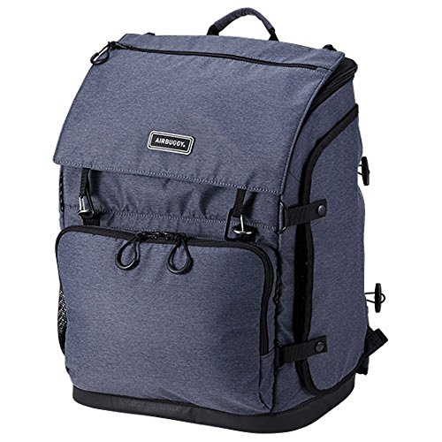 AirBuggy for Pet 3WAY BACKPACK CARRIER DENIM/AD9047/ペットリュック/ペットキャリー/小型犬/中型犬/軽量...