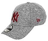 New era New York Yankees 9forty Adjustable Cap Tech Jersey Heather Grey - One-Size