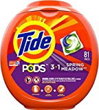 Tide Pods 3 in 1, Laundry...
