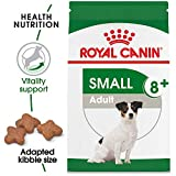 Royal Canin Small Adult 8+ Dry Dog Food for Older Small Breed Dogs, 2.5 lb. bag