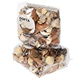 Ikea Dofta - Potpourri al profumo di vaniglia dolce, set di 2 sacchetti