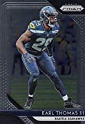 Stock Photo displayed. Actual item may vary. Seattle Seahawks Earl Thomas III We have an amazing collection over over 750,000 cards Quickly shipping all orders, even international orders