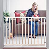 Toddleroo by North States 42' wide Stairway Swing Baby Gate:...