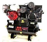 NEW! 13 HP Honda GX390 Truck Mount Air Compressor 30 Gallon