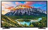 Samsung 108 cm (43 Inches) Series 5 Full HD LED TV UA43N5100AR (Black) (2018 model)