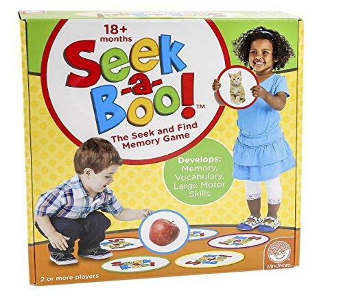 Seek-a-Boo Memory Game