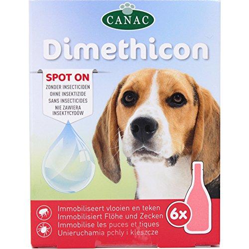 DIMETHICON - Pipetas anti-garrapatas y antipulgas 'Spot On' para...