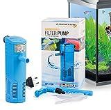 Aquaflow Technology AIF-013M - Pompe de filtre pour aquarium submersible...