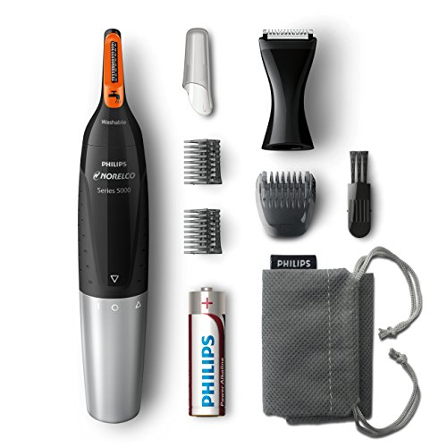 6. Philips Norelco NT5175/42, Nose Hair Trimmer