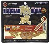 エコギア(Ecogear) ワーム 熟成アクア ミルフル 3.3インチ 82mm 赤イソメ J02 ルアー