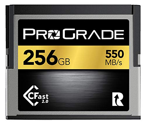ProGrade Digital Incorporated Speicherkarte CFast 2.0 256GB