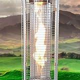 Viemoi Glass Tube Replacement ø7.87'x29.3' Tall