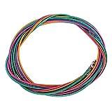 Cuerdas de bajo de 4 cuerdas, Cuerdas de bajo de acero, Aleación de níquel para bajo eléctrico Principiante de bajo para instrumento